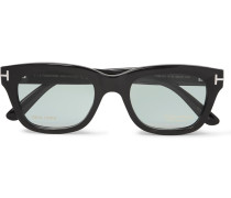 Private Collection D-frame Horn Optical Glasses