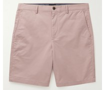 Maddox Cotton-Blend Twill Shorts