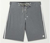 Apex Long-Length Recycled Swim Shorts