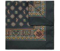 Printed Silk-twill Pocket Square