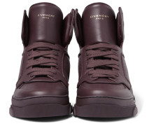 Tyson High-top Leather Sneakers