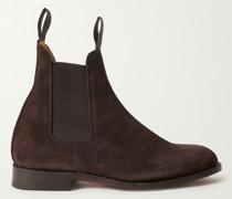 Gigio Suede Chelsea Boots