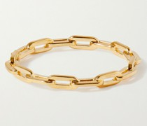 Gemma Gold-Plated Ring