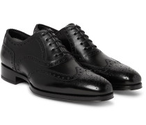 Austin Leather Wingtip Brogues
