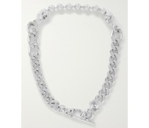 Henry Silver-Plated Chain Necklace