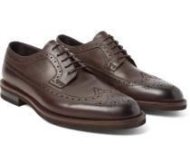 Flex Leather Longwing Brogues