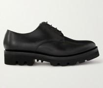 Landon Leather Derby Shoes
