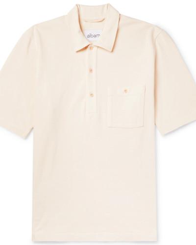 Cotton-Jersey Polo Shirt