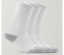 Three-Pack Everyday Max Cushion Crew Dri-FIT Socks