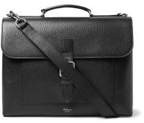 Chiltern Pebble-grain Leather Briefcase