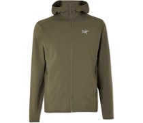 Kyanite LT Stretch-Fleece Zip-Up Hoodie