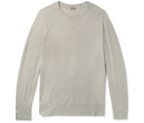Cotton And Modal-blend Sweatshirt
