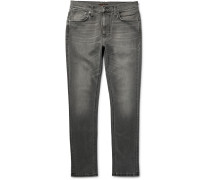Lean Dean Slim-fit Organic Stretch-denim Jeans