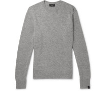 Haldon Mélange Cashmere Sweater