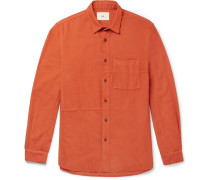 Fragment Slim-fit Cotton-corduroy Shirt