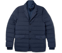 Convertible Quilted Shell Down Jacket