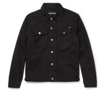 Slim-fit Selvedge Denim Jacket