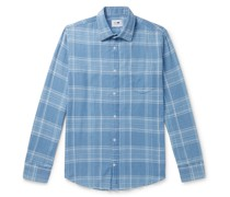 Errico Checked Cotton Shirt