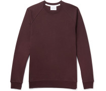 Ketel Mercerised Stretch-cotton Jersey Sweatshirt