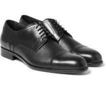 Manhattan Leather Derby Shoes