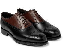 + Foot The Coacher Leather Brogues