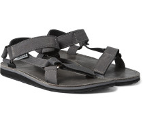 Original Universal Grosgrain And Rubber Sandals