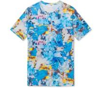 + Futura Printed Cotton-Jersey T-Shirt