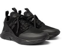 Jago Neoprene, Mesh and Nylon Sneakers