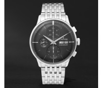 Meister Chronoscope Stainless Steel Watch