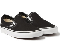 Classic Canvas Slip-on Sneakers