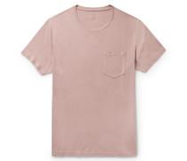 Williams Garment-Dyed Cotton T-Shirt