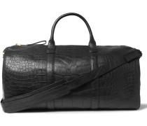 Buckley Alligator Duffle Bag