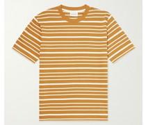 Johannes Striped Cotton-Jersey T-Shirt
