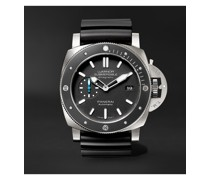 Luminor Submersible 1950 Amagnetic 3 Days Automatic 47mm Titanium and Rubber Watch, Ref. No. PAM01389