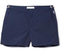 Setter Slim-Fit Short-Length Striped Swim Shorts