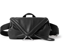 Hidrology Leather Messenger Bag
