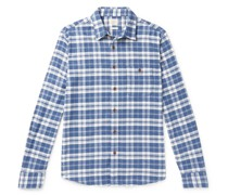 Seaview Organic Cotton-Flannel Shirt