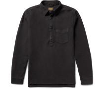 Ethan Loopback Cotton Overshirt