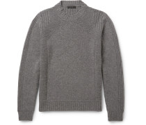 Margate Wool And Cashmere-blend Sweater