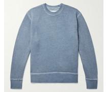 Boxy Cotton-Jersey Sweatshirt