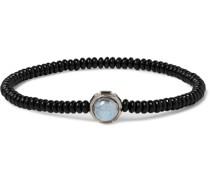 14-Karat Gold Multi-Stone Bracelet