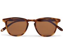 Brooks 47 D-Frame Tortoiseshell Acetate Sunglasses
