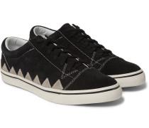 Logan Suede Sneakers