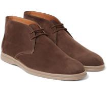 Soft Walk Nubuck Chukka Boots