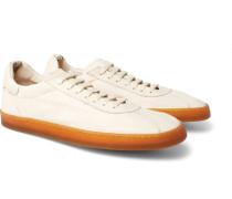 Karma Full-grain Leather Sneakers
