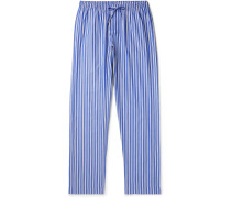 Striped Cotton Pyjama Trousers