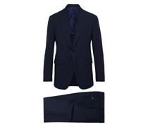 Kincaid No. 3 Slim-Fit Stretch-Cotton Seersucker Suit
