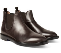 Drummond Leather Chelsea Boots