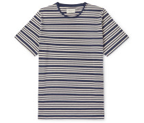Alroy Striped Cotton-Jersey T-Shirt