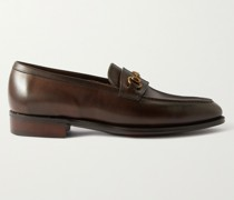 Colony Horsebit Leather Loafers